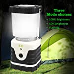 LE LED Lantern, Ultra Bright 300lm, H...