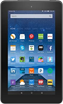 Two Amazon Fire 8GB 7