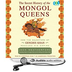 Amazon.com: The Secret History of the Mongol Queens: How the Daughters