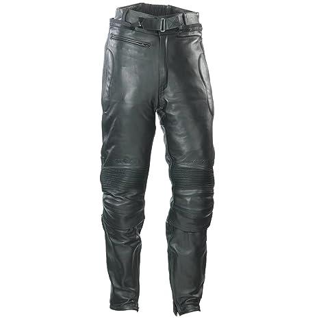 Spada cuir Pantalons Route Femmes Noir