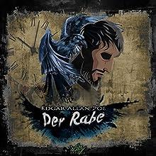 Der Rabe Hörbuch von Edgar Allan Poe Gesprochen von: Kim Jens Witzenleiter