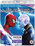 Amazing Spider-Man 2 [Blu-ray 3D + Blu-ray]