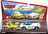 Disney / Pixar CARS 2 Movie 155 Die Cast Car 2Pack Security Guard Finn McMissile Acer