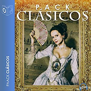 Pack Grandes Clásicos [Great Classics Pack] Audiobook
