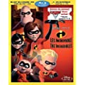 Les incroyables / The Incredibles (Bilingual Blu-ray/DVD + Digital Copy Combo Pack) [Blu-ray + DVD]