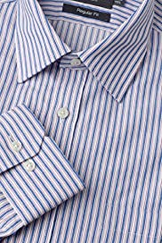 Dri-Guard™ Pure Cotton Striped Shirt