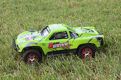 SummitLink® Traxxas Truck Body Green for 1/10 Slash 4x4 VXL 2WD Slayer Shell Cover Baja 6811