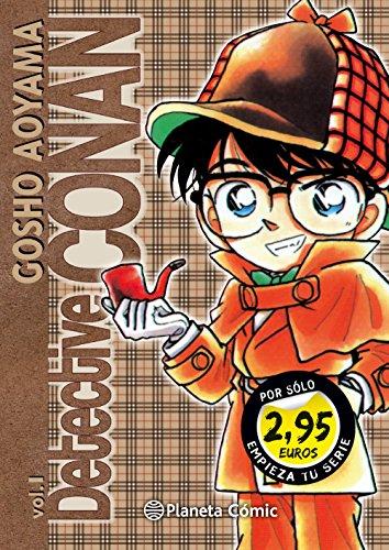 Pack Detective Conan - Número 1, Nueva Edición Especial (Promo Shonen A)