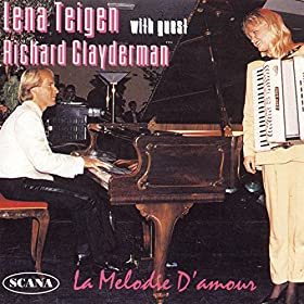 Amazon.com: La mélodie d'amour: Richard Clayderman, Claydermans