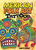 Mexican Folk Art Tattoos (Dover Tattoos)