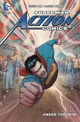Superman  Action Comics HC Vol 7