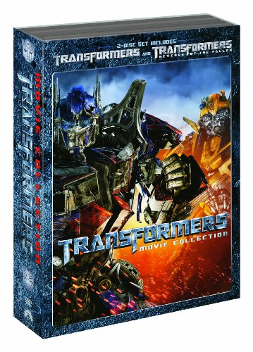 Transformers 1 and 2 [DVD]