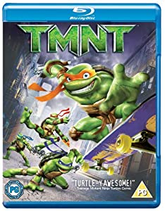 Teenage Mutant Ninja Turtles [Blu-ray] [Region Free]