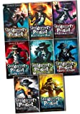 Derek Landy Skulduggery Pleasant Derek Landy 8 Books Collection Pack Set (Skulduggery Pleasant, Playing with Fire, The Faceless Ones, Dark Days, Mortal Coil, Death Bringer, Kingdom of the Wicked, Last Stand Of Man)