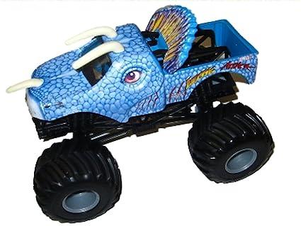 Dinosaur Monster Jam Truck