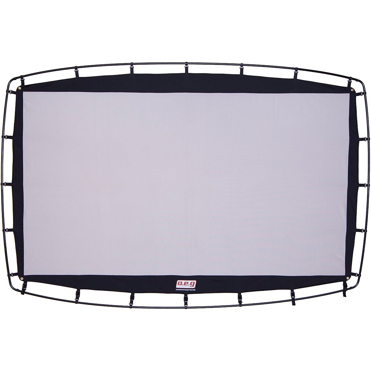large projection screens China large projection screens catalog of 200 inch 4: 3, foldable outdoor portable light weight rear projection movie screen, fast fold portable 250 rear projector.