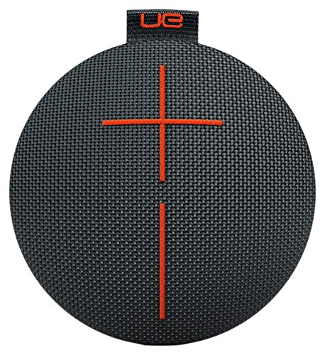UE-ROLL-2-Bluetooth-Lautsprecher-Wasserdicht-Schlagfest-Volcano-mit-Schwimmhilfe-charcoalorangeschwarz
