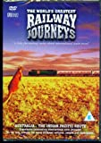 The World's Greatest Railway Journeys - Australia / The Indian Pacific Route - (DVD)