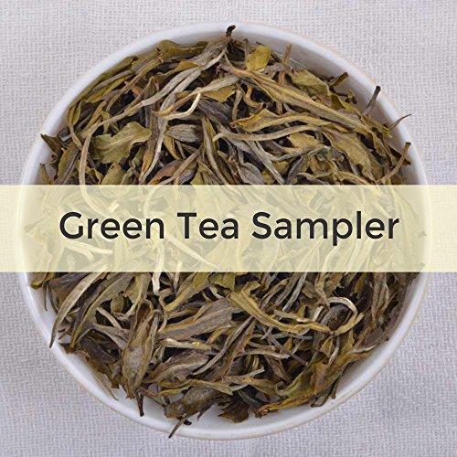 Sampler Of 9 Green Tea (0.35Oz/10Grams X 9)
