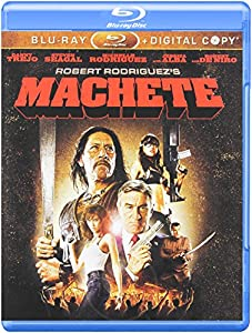 Machete [Blu-ray] (Bilingual) [Import]
