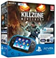 Console Playstation Vita Wifi +voucher Killzone Mercenary + Carte M�moire 8 Go