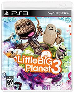 LittleBigPlanet 3 | PlayStation 3 | GameStop