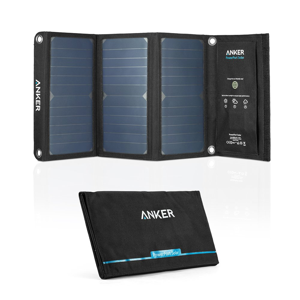 Save Energy With The Best Solar Phone Charger 2016 Value