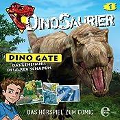 Das Geheimnis des T-Rex-Schädels (Dino Gate 1) | Thomas Karallus