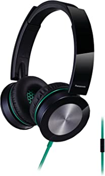Panasonic RP-HXS400M-K On-Ear Headphones