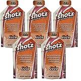shotzショッツエナジージェル(カーボショッツ)コーラ味 (45g×5個)