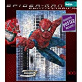 Spiderman 3 Photomosaic Spidey Jigsaw Pu...