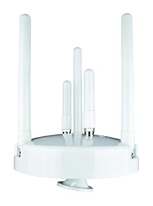 Winegard Company WF-200M Connect 4G1xM (4G LTE + WiFi Extender) for Boats - White (Color: White, Tamaño: 0)