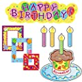 Creative Teaching Press Birthdays Mini Bulletin Board Set (0611)