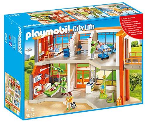 Playmobil 6657 - Ospedale Pediatrico Attrezzato
