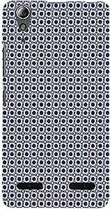 PrintVisa 3D-LA6000-D7911 Pattern Art Case Cover for Lenovo A6000
