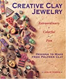 cover of Creative Clay Jewelry
