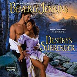 Destiny's Surrender Audiobook