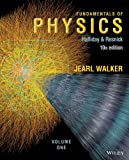 img - for Fundamentals of Physics, Volume 1 (Chapter 1 - 20) book / textbook / text book