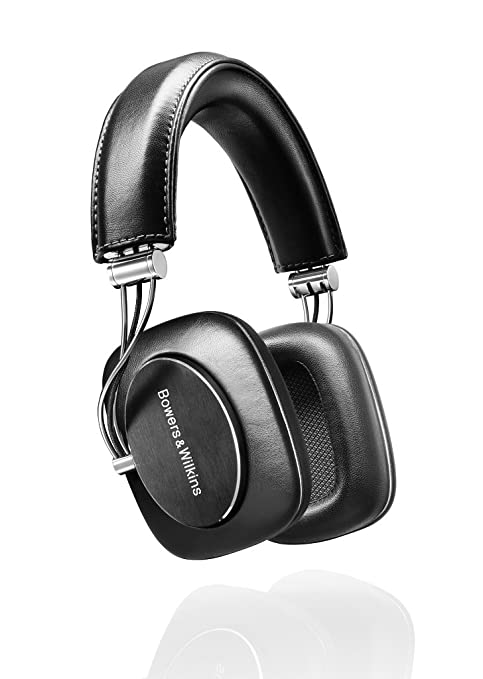 Bowers & Wilkins P7 Casque mobile en cuir Hi-Fi Noir