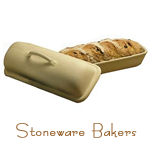Stoneware Bakers in the Baking Store