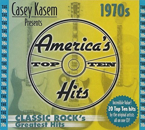 Casey Kasem presents: America's Top Ten - 1970s Classic Rock's Greatest Hits (Top Ten Hits compare prices)
