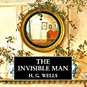 The Invisible Man Audiobook by H.G. Wells Narrated by Edward Hardwicke