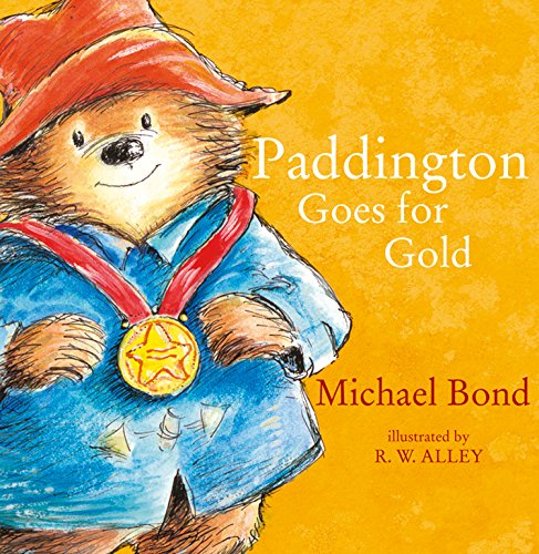 Paddington Goes for Gold (Paddington)