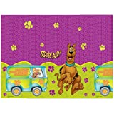 Scooby Doo 180 x 120 cm Plastic Table Cover