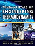 img - for Fundamentals of Engineering Thermodynamics, 7th Edition by Michael J. Moran (December 07,2010) book / textbook / text book