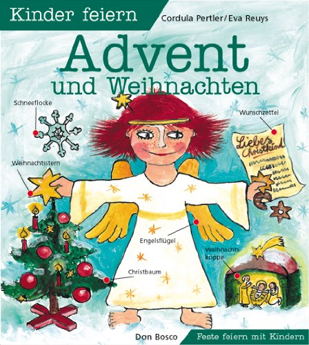 kinder feiern advent und weihnachten. Black Bedroom Furniture Sets. Home Design Ideas