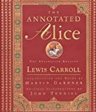 img - for The Annotated Alice: The Definitive Edition book / textbook / text book