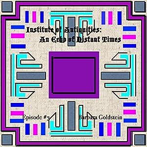 Institute of Antiquities Radio/TV Program
