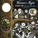 Winters Night Pop-Up Advent Calendar