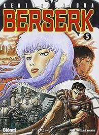 Berserk, tome 5 par Kentaro Miura